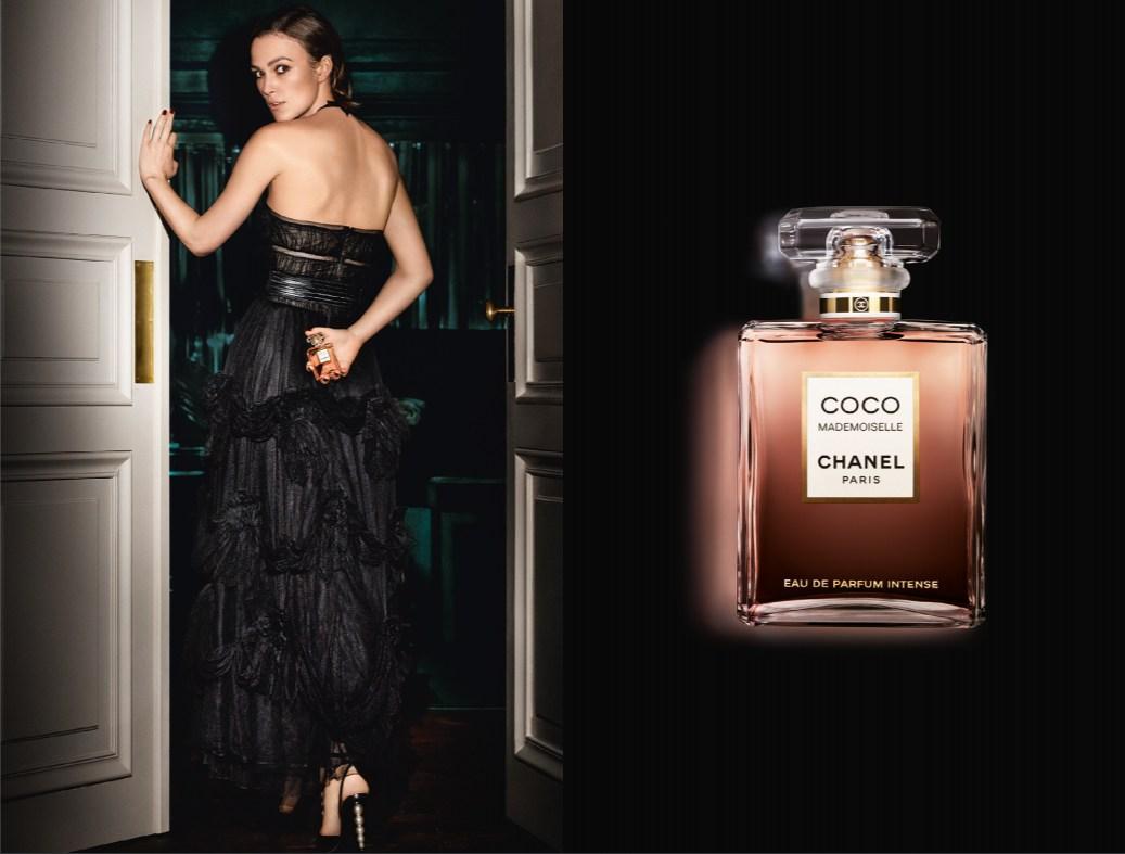 Coco Mademoiselle Eau de Parfum intense Keira Knightley Esprit de Gabrielle espritdegabrielle.com