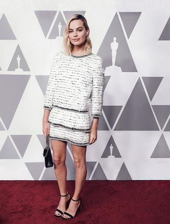 Margot Robbie ambassadrice Chanel Esprit de Gabrielle espritdegabrielle.com