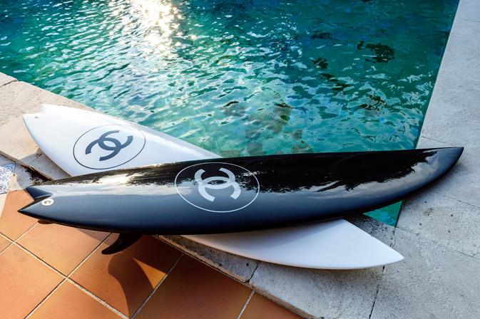 chanel saint tropez planche surf Esprit de Gabrielle espritdegabrielle.com