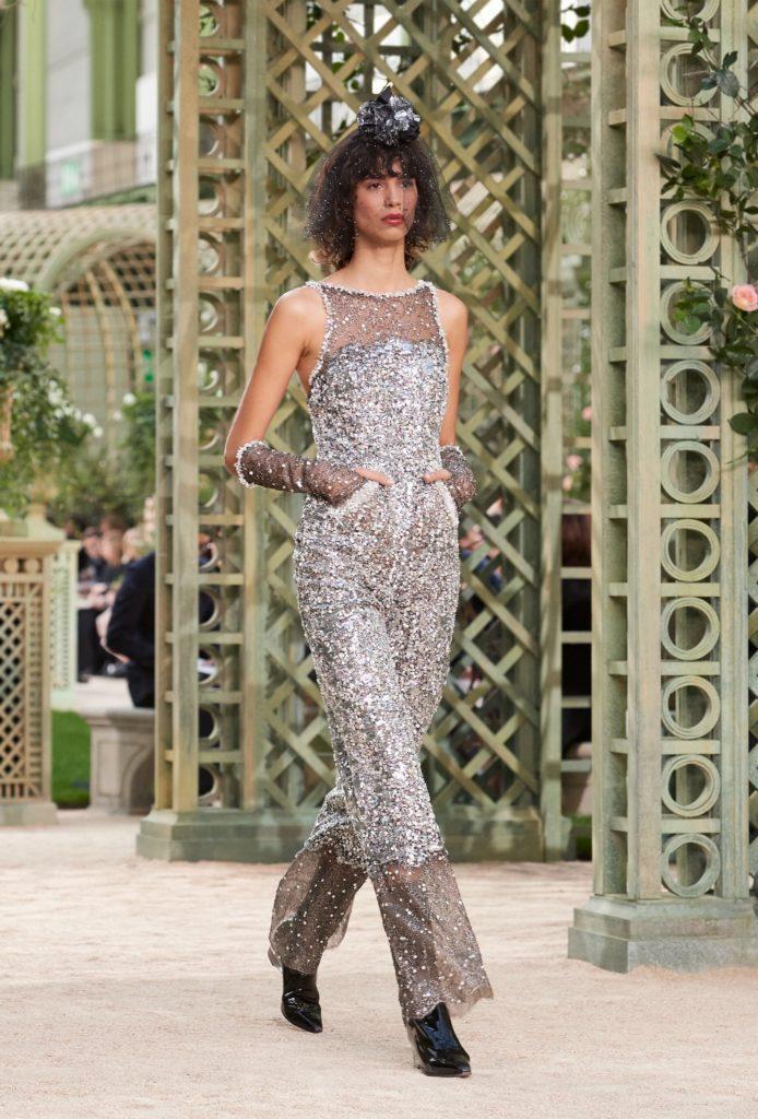 CHANEL Haute Couture Printemps été 2018 Esprit de Gabrielle espritdegabrielle.com