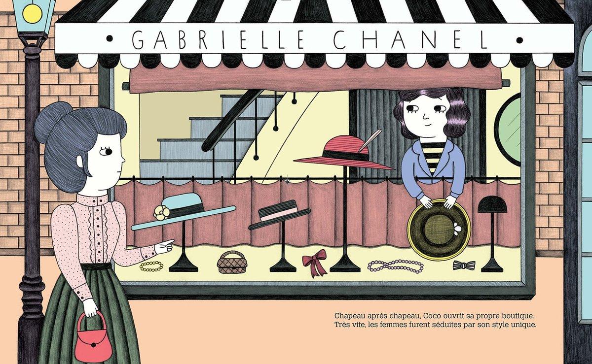 Coco Chanel Petites & Grandes Kimane Esprit de Gabrielle espritdegabrielle.com