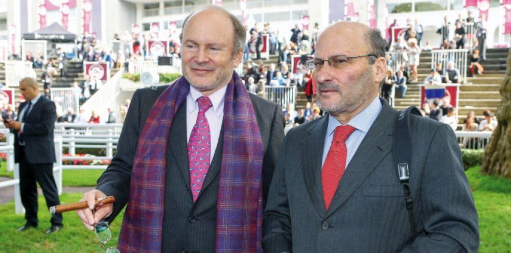 Frères Alain et Gérard Wertheimer CHANEL Esprit de Gabrielle espritdegabrielle.com
