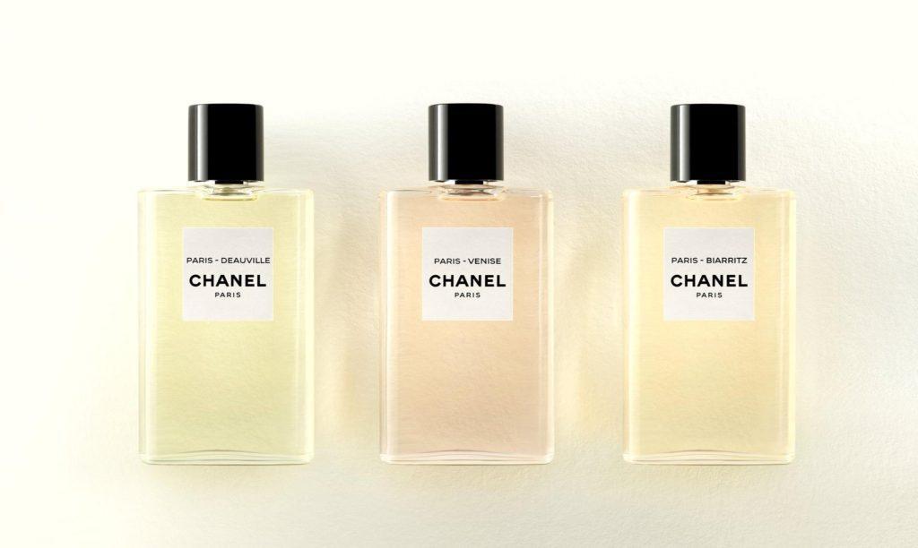 Les Eaux de Chanel Esprit de Gabrielle espritdegabrielle.com