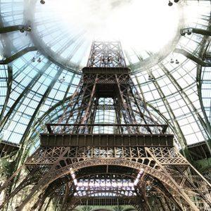 chanel haute couture tour eiffel grand palais Esprit de Gabrielle espritdegabrielle.com