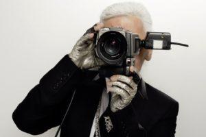 Campagnes publicitaires chanel Karl Lagerfeld Esprit de Gabrielle espritdegabrielle.com
