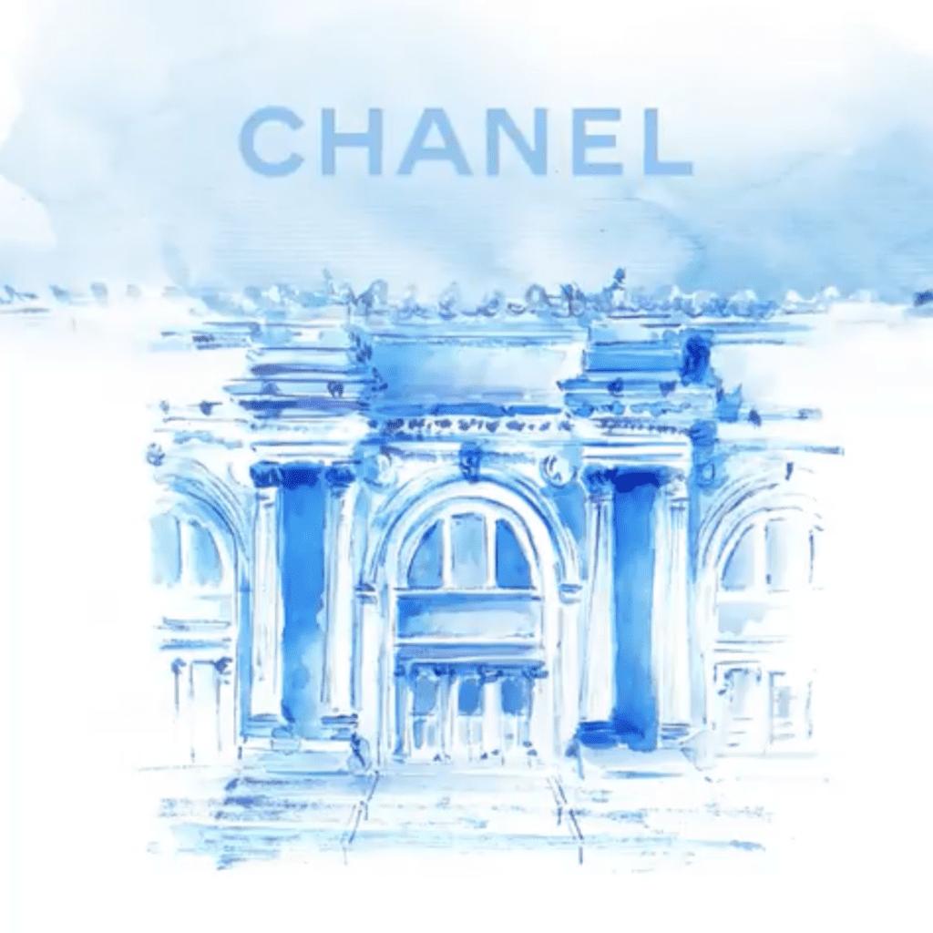 CHANEL Métiers d'Art Met New York Esprit de Gabrielle espritdegabrielle.com