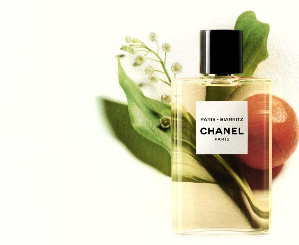 Les Eaux de Chanel Paris Biarritz Esprit de Gabrielle espritdegabrielle.com