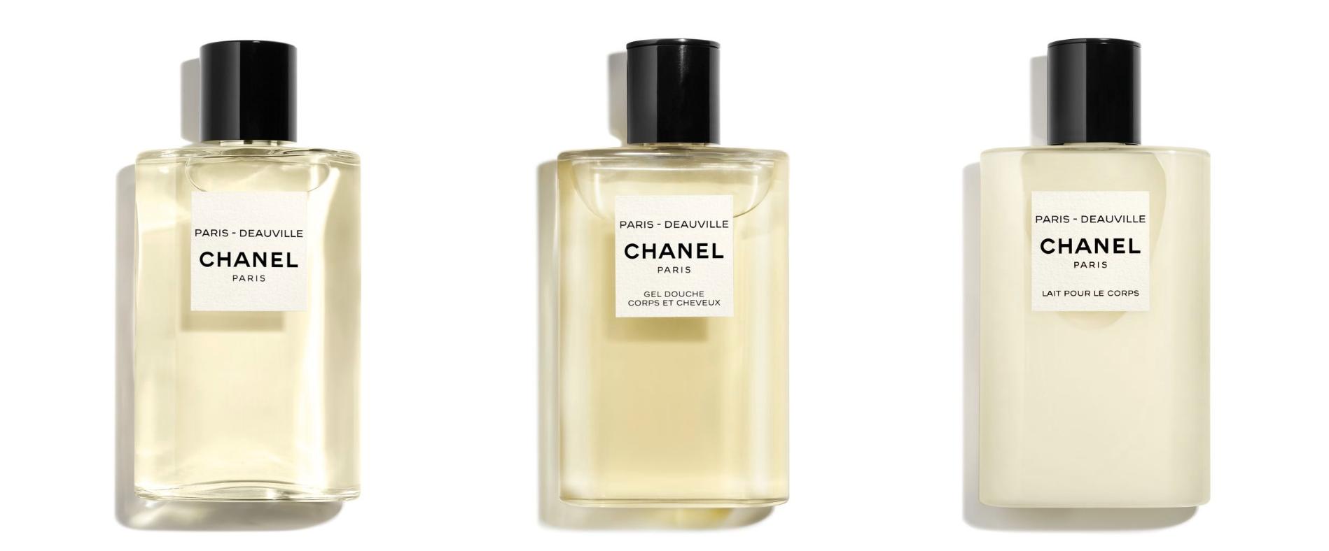 Les Eaux de Chanel Paris Deauville Esprit de Gabrielle espritdegabrielle.com