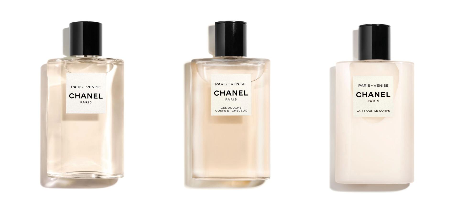 Les Eaux de Chanel Paris Venise Esprit de Gabrielle espritdegabrielle.com