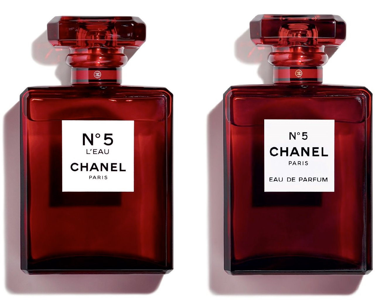CHANEL N°5 Red Edition Esprit de Gabrielle espritdegabrielle.com