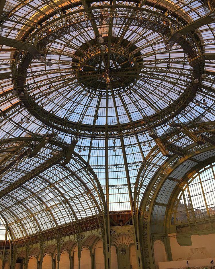 Le Grand Palais Paris Esprit de Gabrielle espritdegabrielle.com