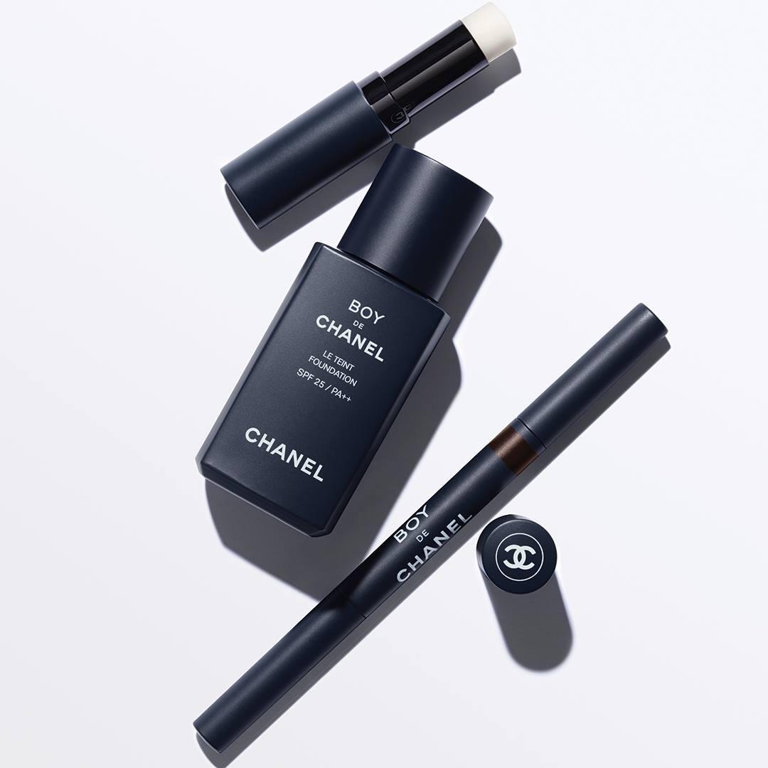 BOY DE CHANEL Maquillage homme Esprit de Gabrielle espritdegabrielle.com