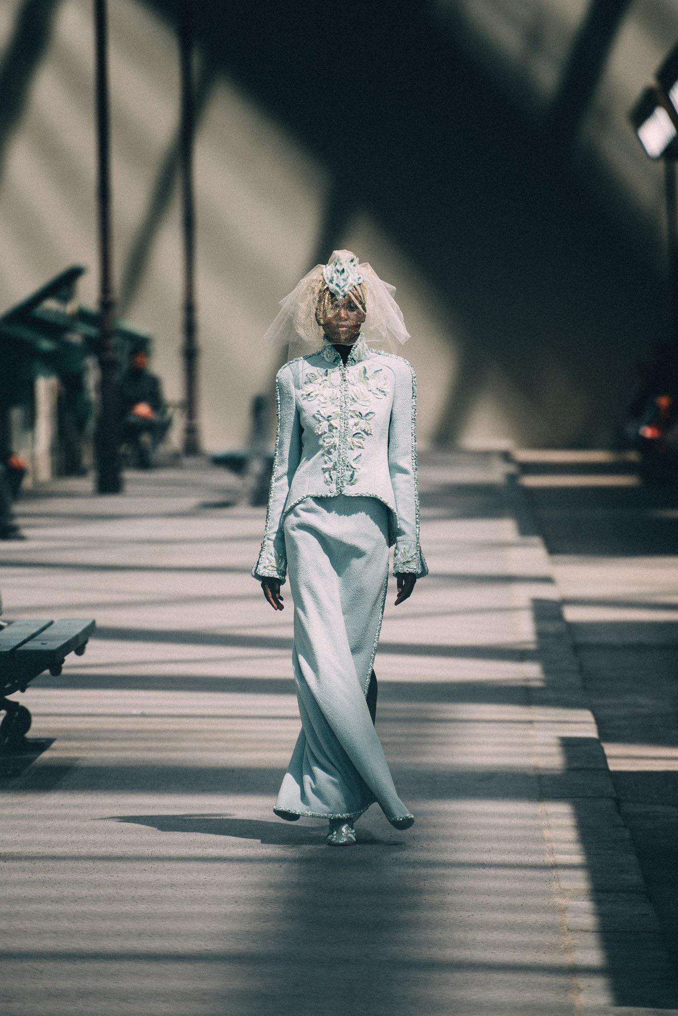 CHANEL Haute couture aw 2018-19 Esprit de Gabrielle espritdegabrielle.com