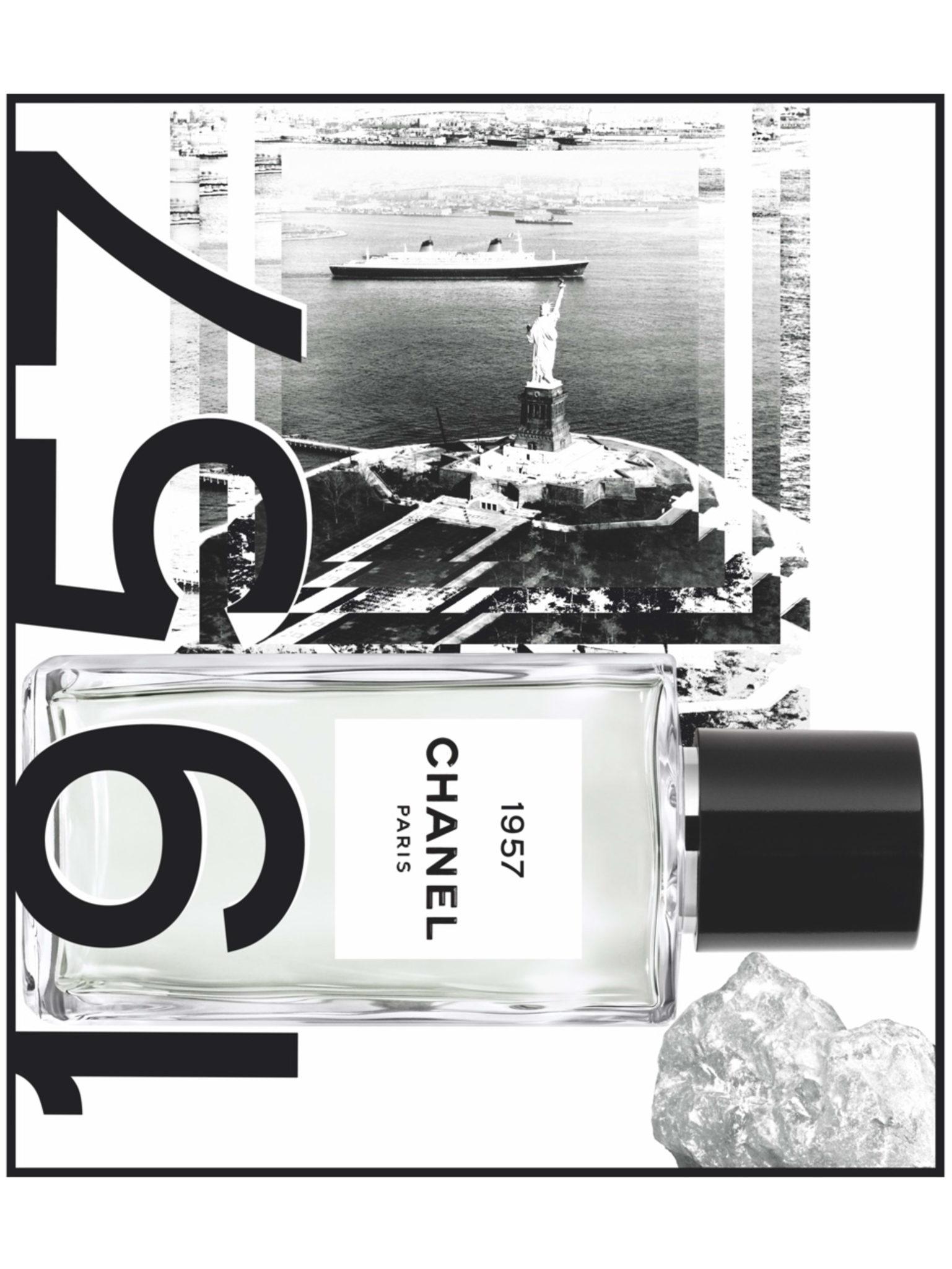 CHANEL Les exclusifs 1957 Esprit de Gabrielle espritdegabrielle.com