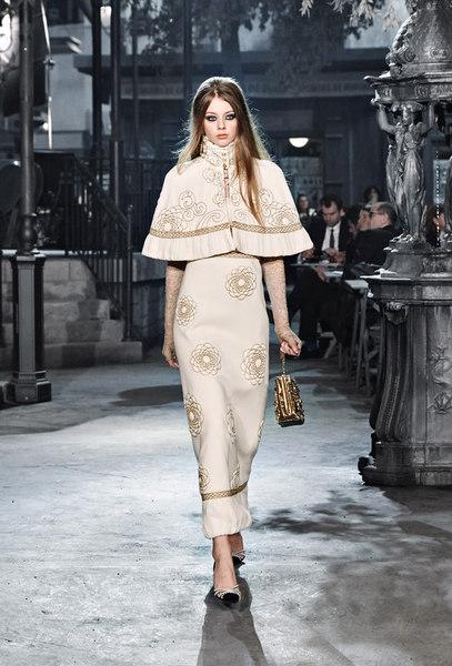 CHANEL Métiersd'Art Paris- Rome 2015-16 Esprit de Gabrielle espritdegabrielle.com