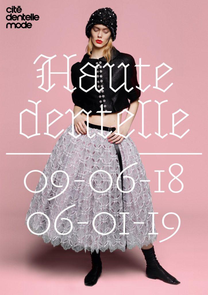 Exposition haute dentelle cité dentelle mode calais Chanel Esprit de Gabrielle espritdegabrielle.com