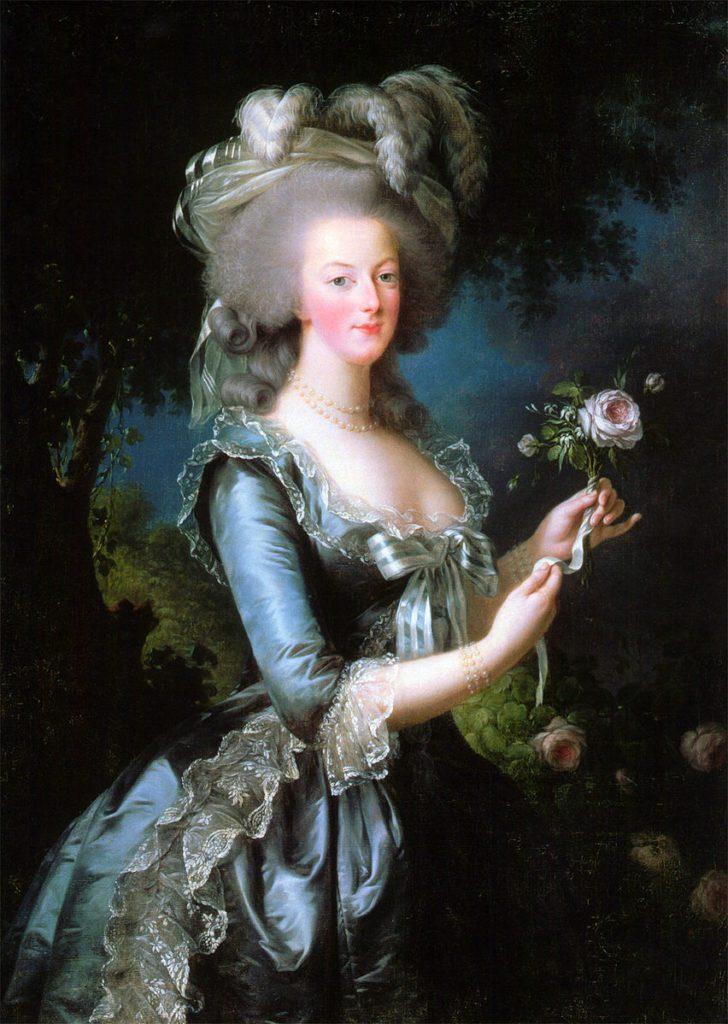 Marie Antoinette Vigée Le Brun Esprit de Gabrielle espritdegabrielle.com
