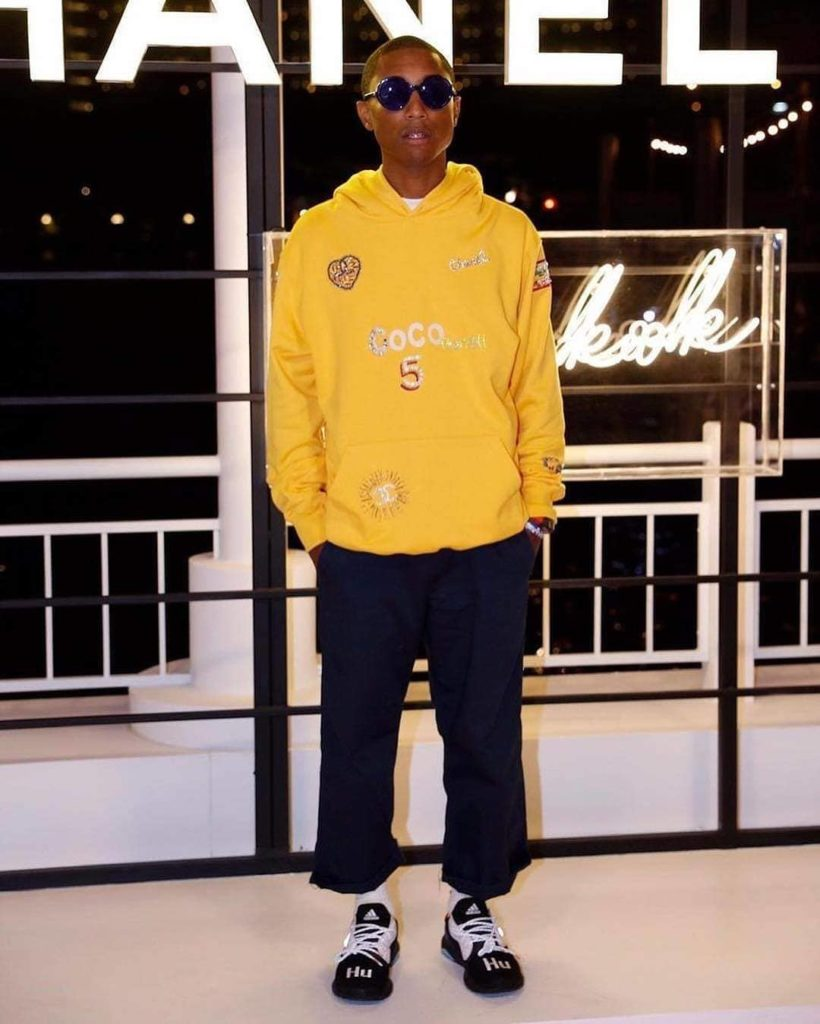 Pharrell Williams CHANEL in Bangkok Esprit de Gabrielle espritdegabrielle.com