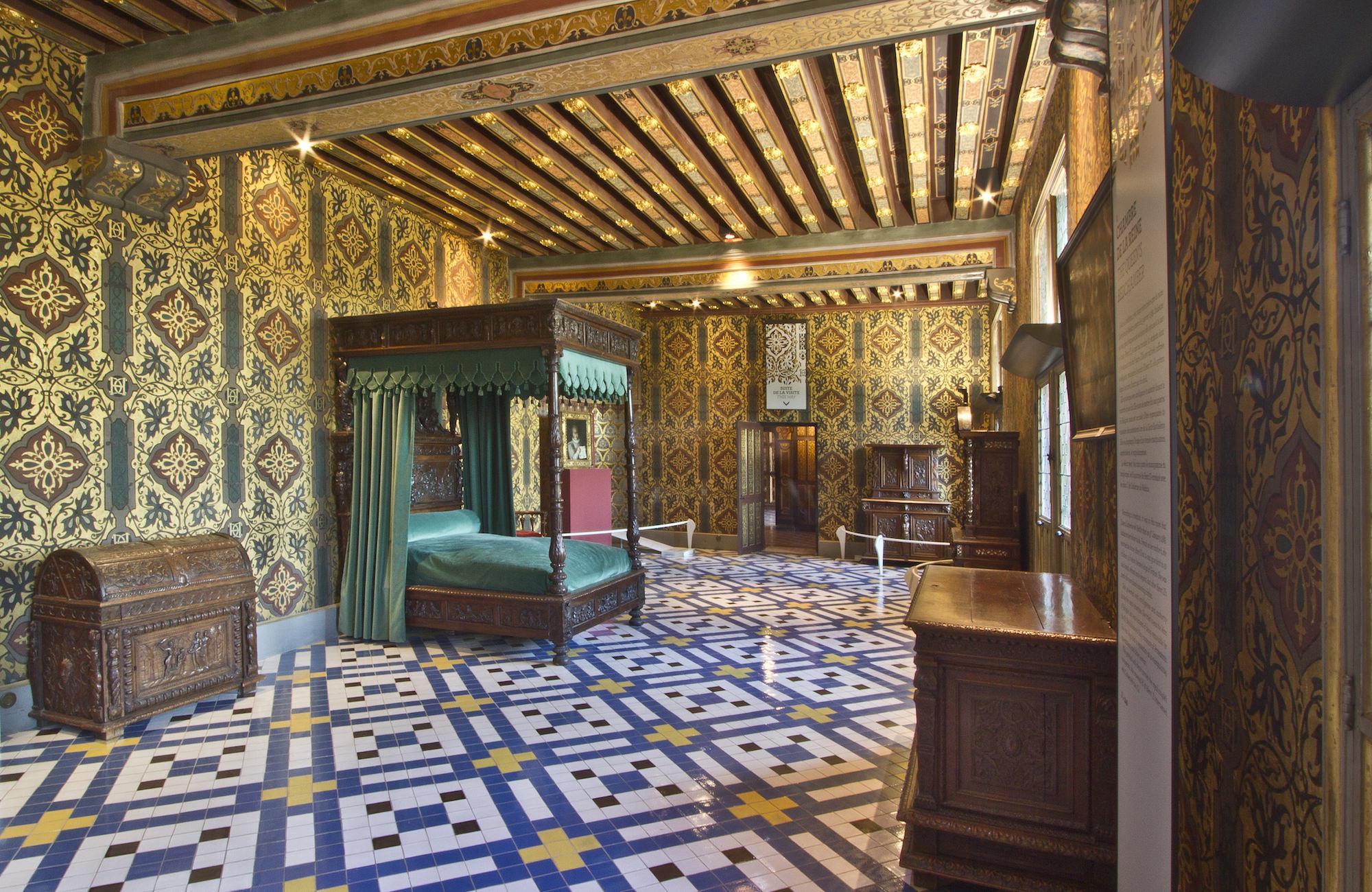 Château de Blois Esprit de Gabrielle espritdegabrielle.com