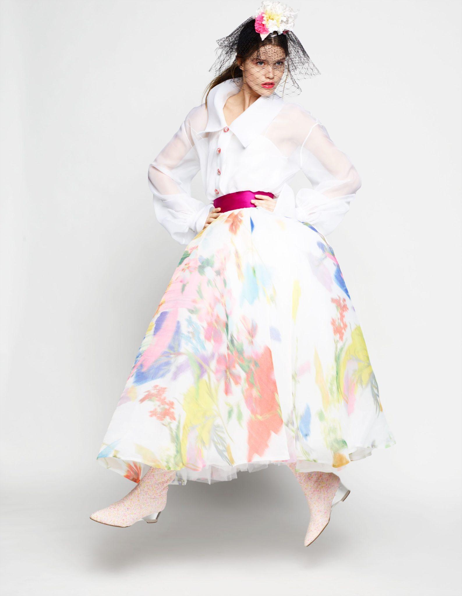 CHANEL Haute Couture SS printemps été 2018 Esprit de Gabrielle espritdegabrielle.com