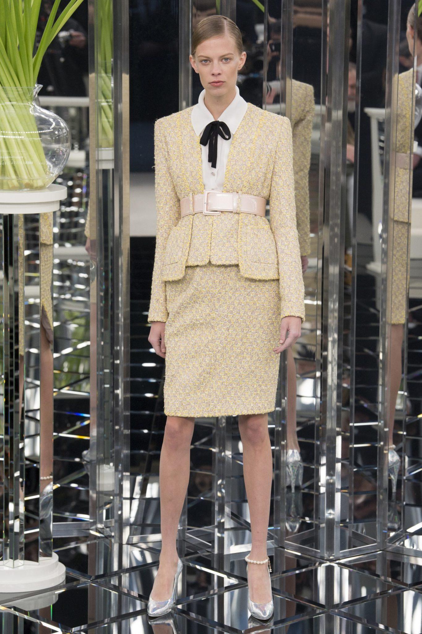 CHANEL Haute couture SS printemps été 2017 Esprit de Gabrielle espritdegabrielle.com