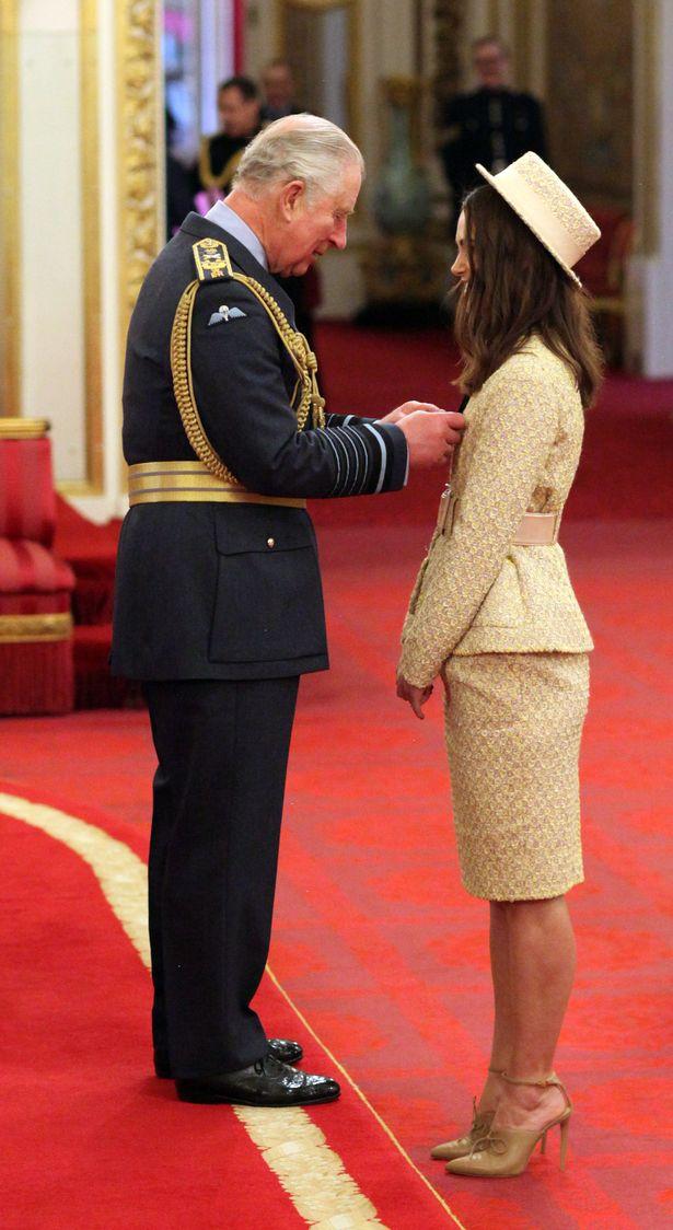 CHANEL Keira Knightley OBE Esprit de Gabrielle espritdegabrielle.com