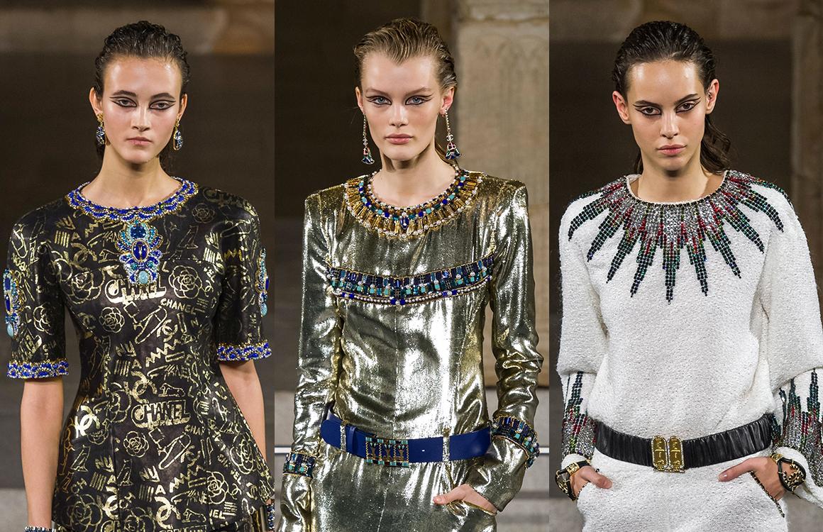CHANEL Métiers d'art Paris New-York Bijoux Les bijoux cousus à même les vêtements Esprit de Gabrielle espritdegabrielle.com