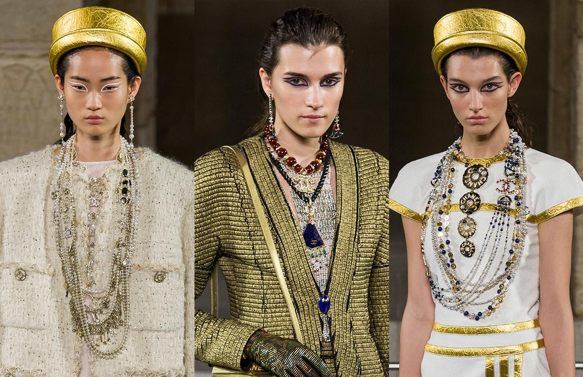 CHANEL Métiers d'art Paris New-York Bijoux layering de colliers Esprit de Gabrielle espritdegabrielle.com