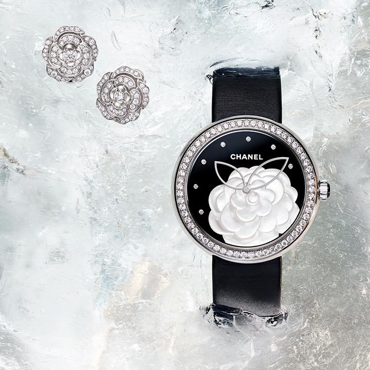 CHANEL Noel 2018 Joaillerie Horlogerie Esprit de Gabrielle espritdegabrielle.com