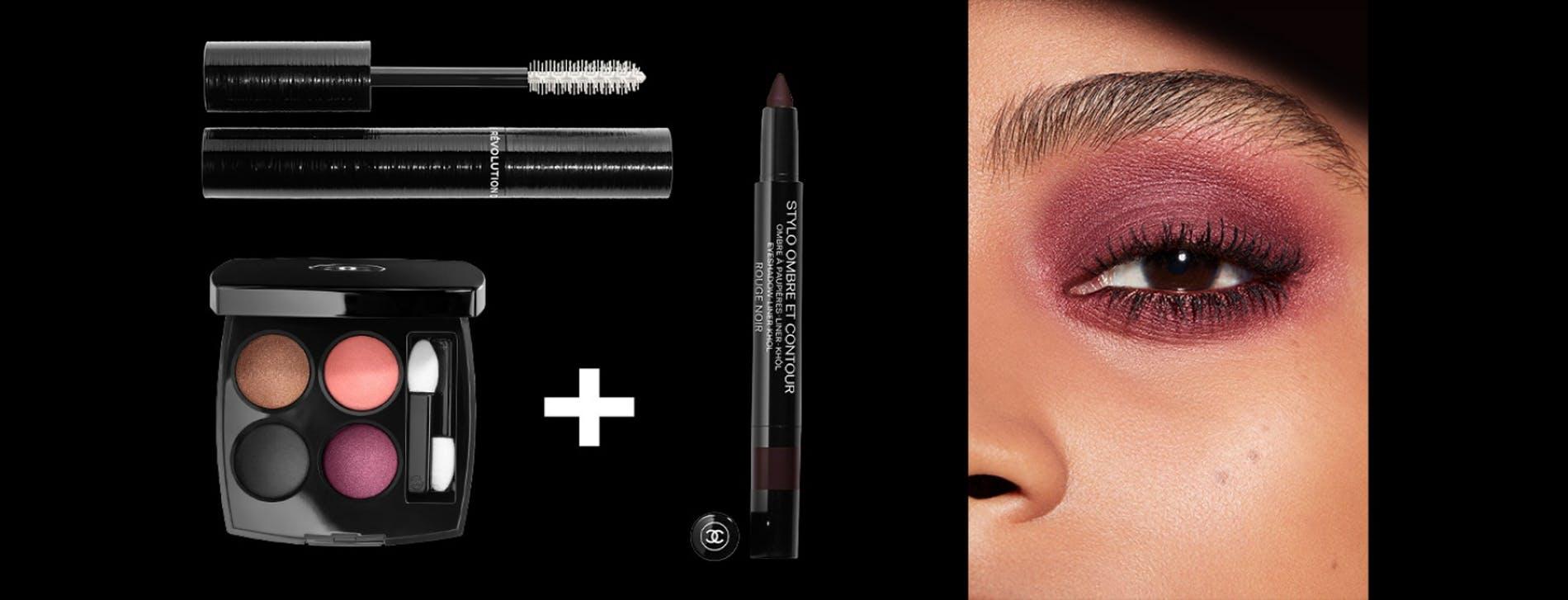 CHANEL mascara Volume Révolution Brosse 3D Rose intrépide Esprit de Gabrielle espritdegabrielle.com