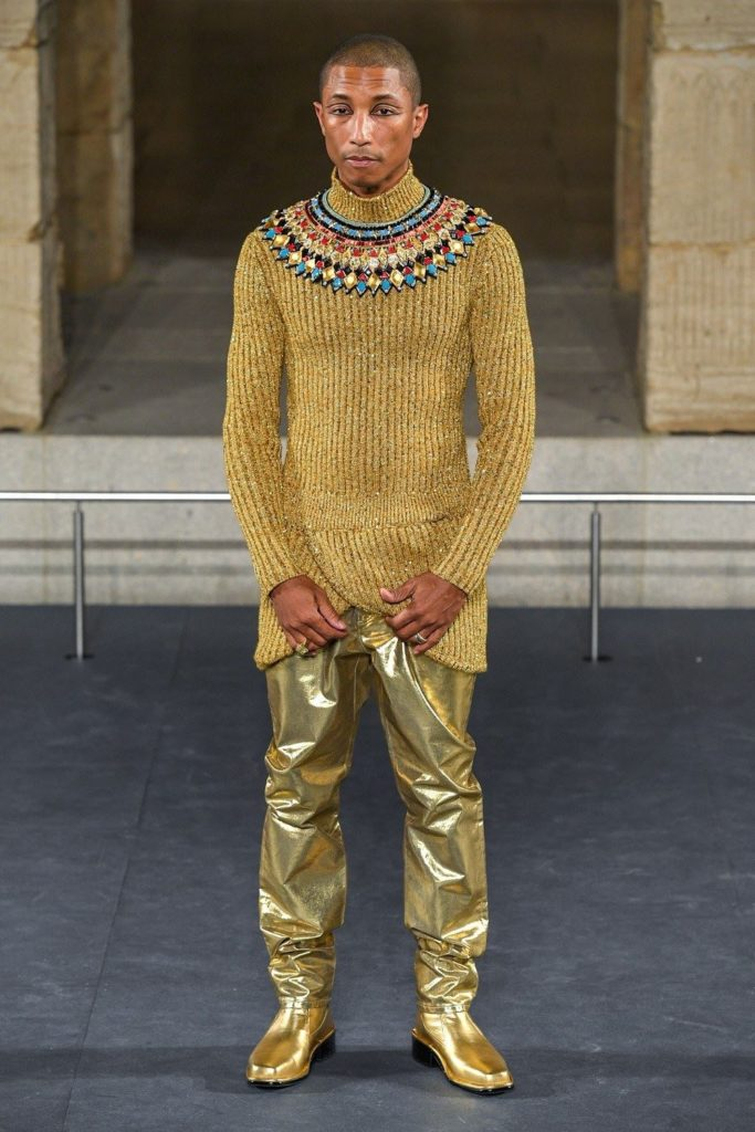 Pharrell Williams CHANEL Métiers d'art Paris-New York Esprit de Gabrielle espritdegabrielle.com