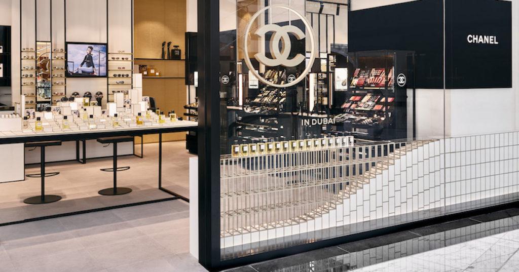 Boutique Chanel Dubai Esprit de Gabrielle espritdegabrielle.com 039abcbb7a3