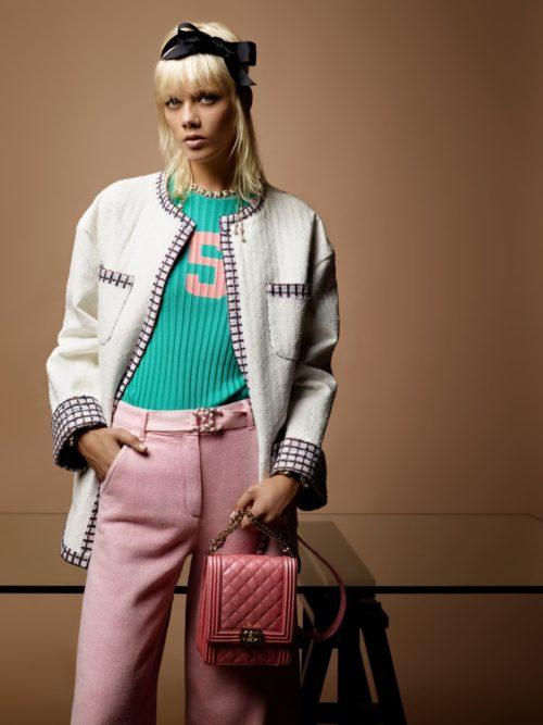 Collections, Défilés, Vêtements et accessoires de la Maison Chanel 193bb8569672