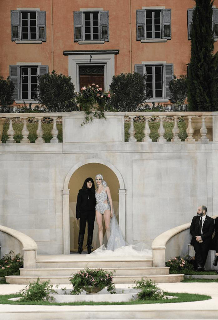 Final CHANEL Haute Couture printemps-été 2019 Karl Lagerfeld Virginie Viard Esprit de Gabrielle espritdegabrielle.com