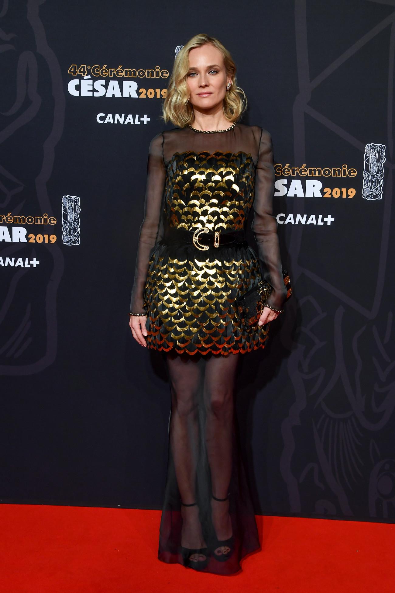 CESAR 2019 Diane Kruger CHANEL Esprit de Gabrielle espritdegabrielle.com