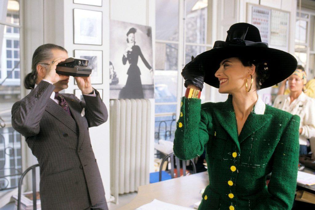 CHANEL Karl Lagerfeld Ines de la Fressange Esprit de Gabrielle espritdegabrielle.com