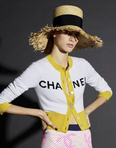 Cardigan CHANEL printemps été 2019 Esprit de Gabrielle espritdegabrielle.com