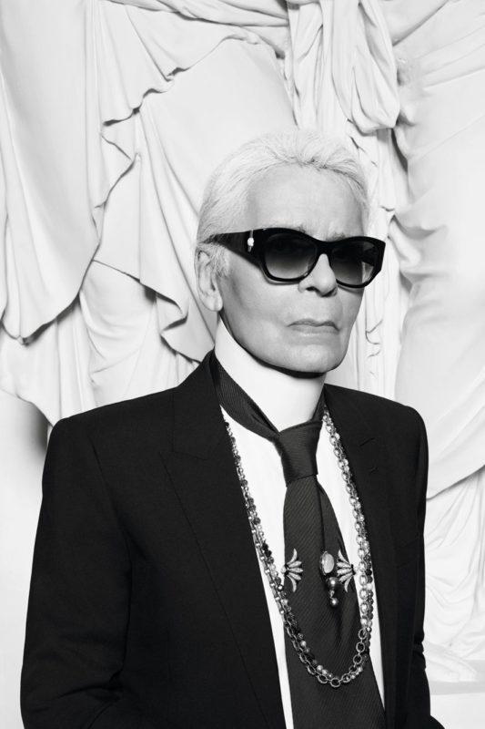 A voir (ou revoir) sur Karl Lagerfeld