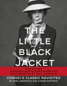 La petite veste noire Karl Lagerfeld Carine Roitfeld Esprit de Gabrielle espritdegabrielle.com
