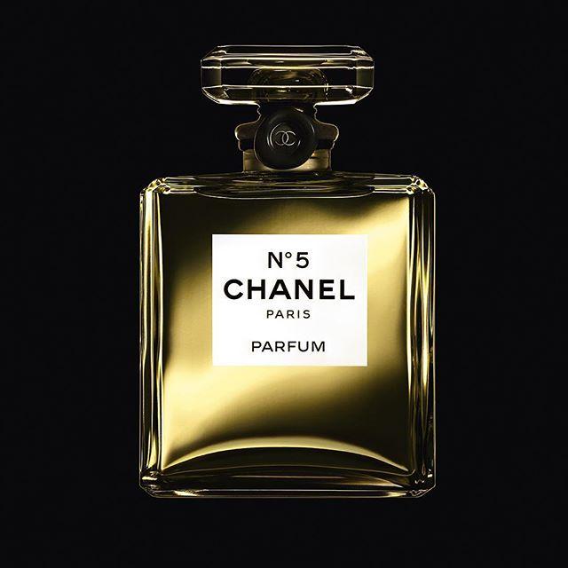 CHANEL N°5 PARFUM Esprit de Gabrielle espritdegabrielle.com