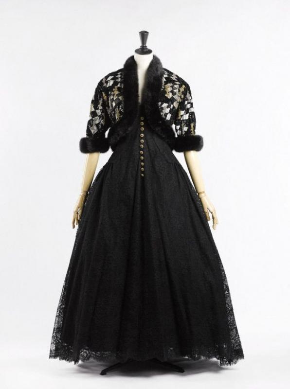 Chanel par Karl Lagerfeld, Haute couture, Printemps-été 1986 Esprit de Gabrielle espritdegabrielle.com