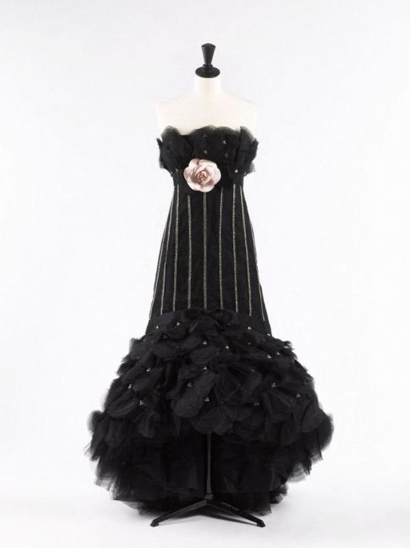 Chanel par Karl Lagerfeld, Haute couture, Printemps-été 1988 Esprit de Gabrielle espritdegabrielle.com