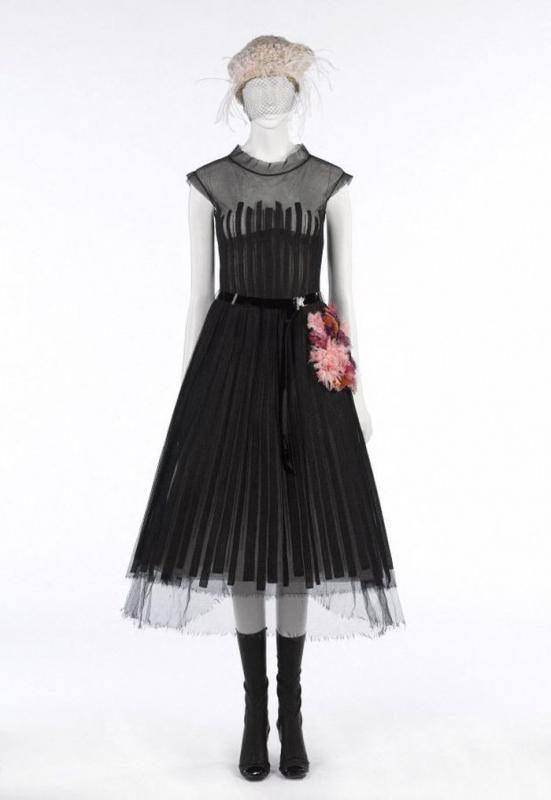 Chanel par Karl Lagerfeld Haute couture, Printemps-été 2015 Esprit de Gabrielle espritdegabrielle.com