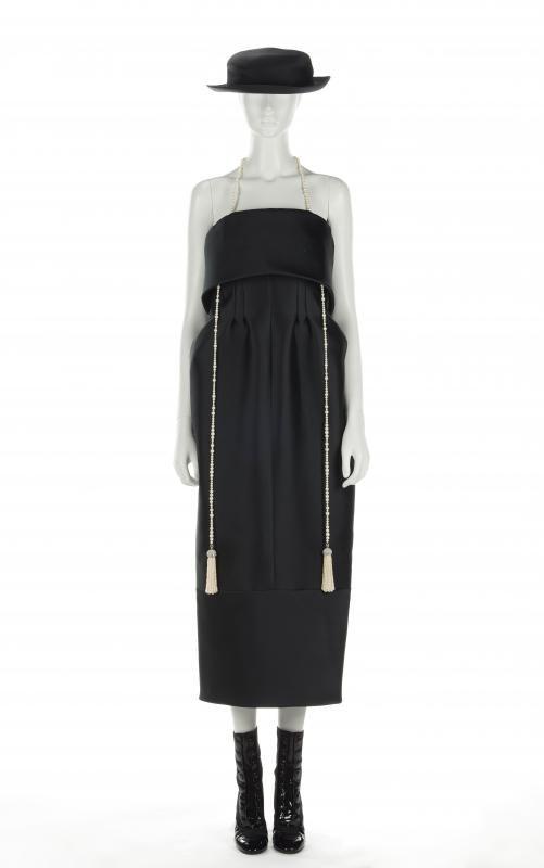 Chanel par Karl Lagerfeld, Haute couture, automne-hiver 2017-18 Esprit de Gabrielle espritdegabrielle.com