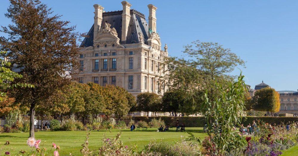 Jardin des Tuileries CHANEL Jardins Jardin Esprit de Gabrielle espritdegabrielle.com
