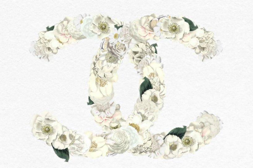 Logo CHANEL camélia Dans les serres de CHANEL Esprit de Gabrielle espritdegabrielle.com
