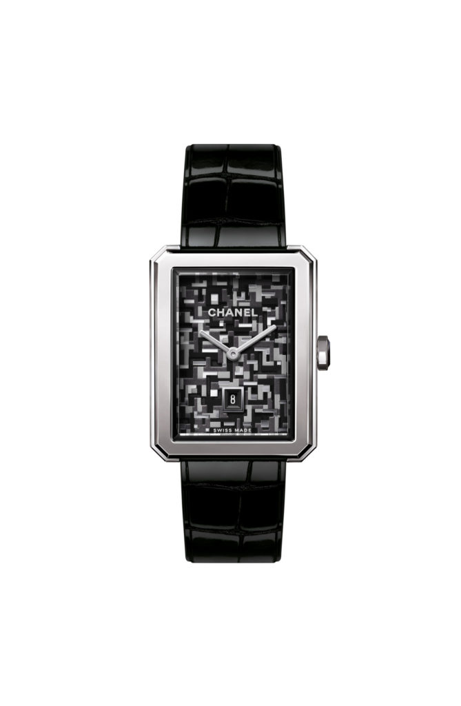 MONTRE CHANEL BOY FRIEND NEO TWEED Esprit de Gabrielle espritdegabrielle.com