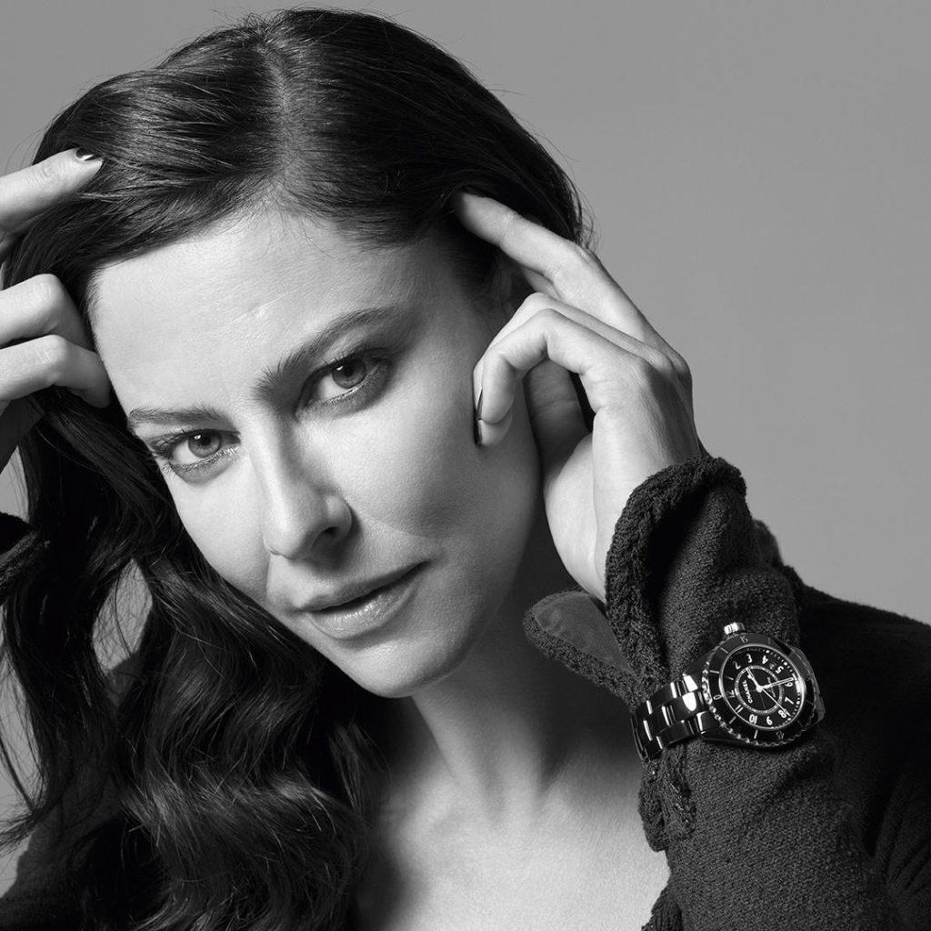 CHANEL Horlogerie Watches La nouvelle J12 Anna Mougladis Esprit de Gabrielle espritdegabrielle.com