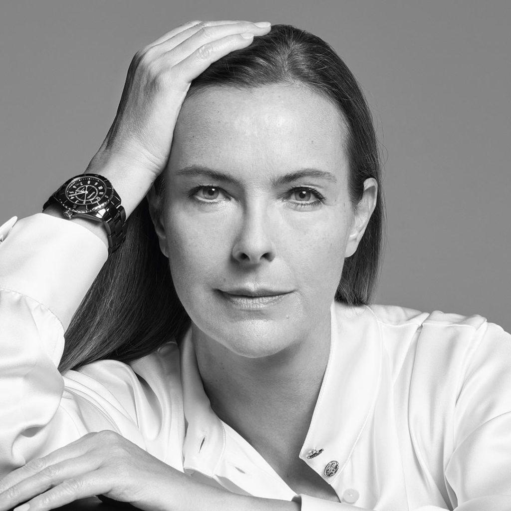 CHANEL Horlogerie Watches La nouvelle J12 Carole Bouquet Esprit de Gabrielle espritdegabrielle.com