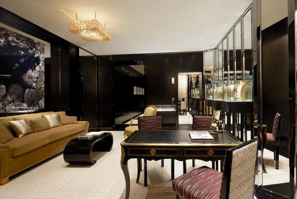 CHANEL Boutique Joaillerie Mode Monaco Esprit de Gabrielle espritdegabrielle.com